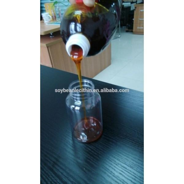 Soja licithin como emulsionante