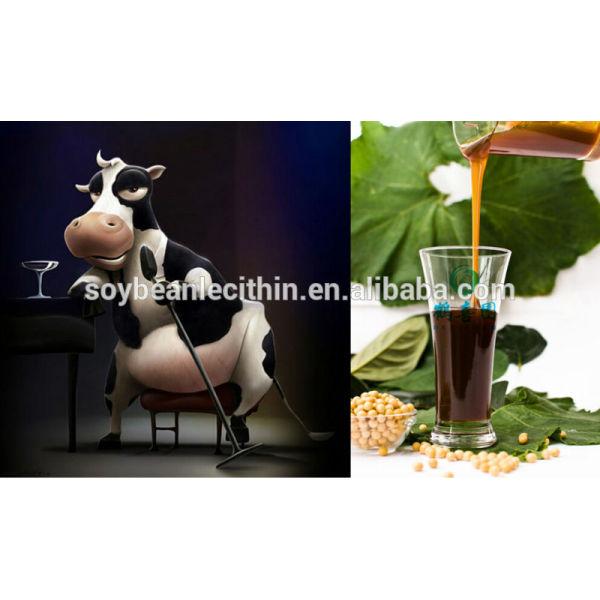 No gmo lecitina de hechos como alimentación del ganado suministro de energía