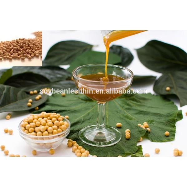 Mejor precio de la alta calidad y de la comida sana lecitina de soja por correo aéreo de china proveedor de china