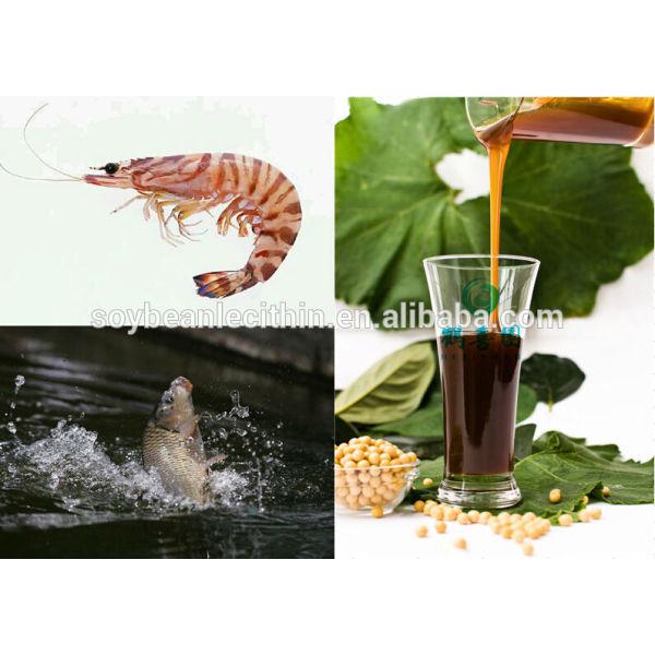 Emulsionante líquido lecitina de