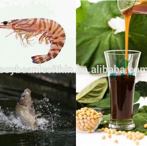 Soja lecitina líquido para a alimentação animal aditivos