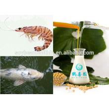 Grado de alimentación de soja productos lecitina