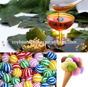 Lecitina de en nutrición potenciadores