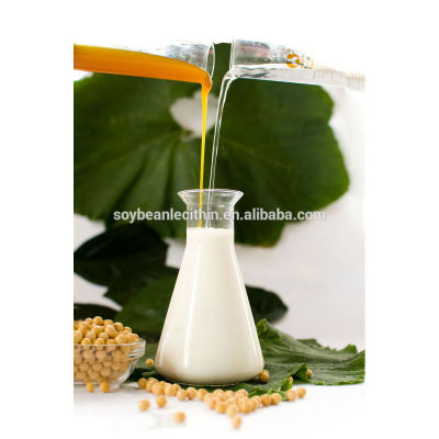 Modified Soya Lecithin for Fat liquor leather  (Water-Soluble)