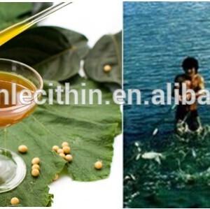 Soja lecitina natural como um viscosidade modifier