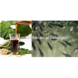 Lecitina de soja líquido como una mezcla primeros auxilios para fish