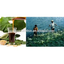 Farmacéutica lecitina para alimentos para peces aditivos