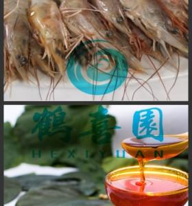 Soya lecithin for shrimp feeds manufacture