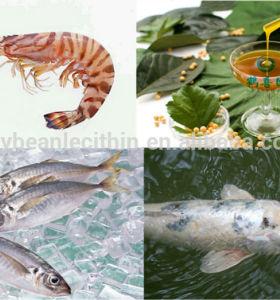 manufacture supply soya lecithin for shrimp feeds ingredants