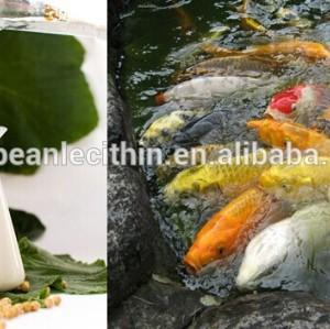 China melhor e de alta qualidade soja lecitina produtores