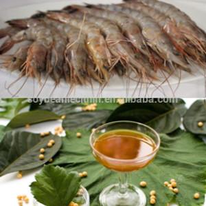Soja lecitina de grânulo do aqua alimenta