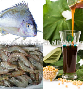 soya lecithin natural-fish feed ingredients