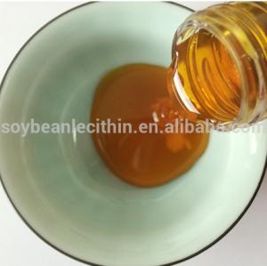Melhor qualidade alimentação Animal aditivo soja lecitina líquido