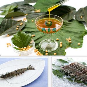 Soja lecitina fonte de energia para aqua alimenta