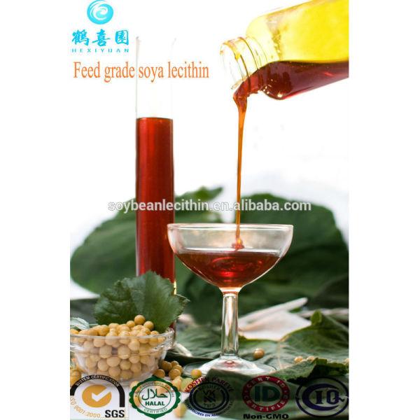 Líquido de soja tipos de lecitina