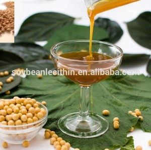 Soya Lecithin for Margarine with acetone insoluble 60%