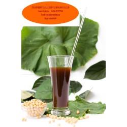 Soja lesitin líquido como se alimenta de aditivos