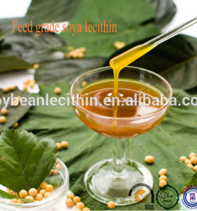 soy lecithin feed grade for Aqua, Cattle, Poultry feed additives