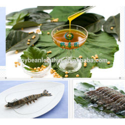 Soja lecitina para alimentação camarão