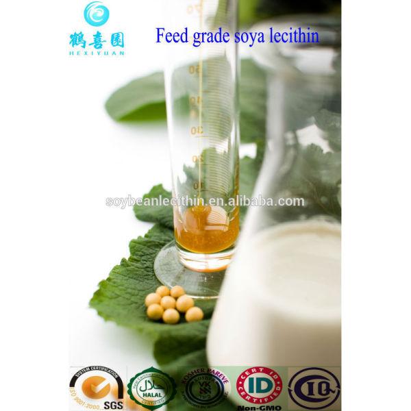 Alta calidad aditivo para la alimentación de soja lecitina