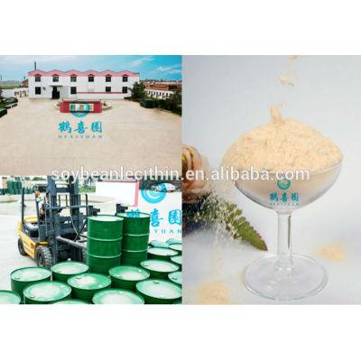 factory supply pharmaceutical grade powder soyabean lecithin