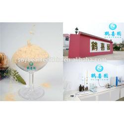Fuente de la fábrica de grado farmacéutico en polvo de lecitina de soja GMP