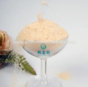 Oferta de fábrica soja lecitina em pó com preço competitivo