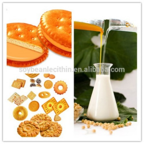 food grade water soluble soya lecithin liquid for bakery