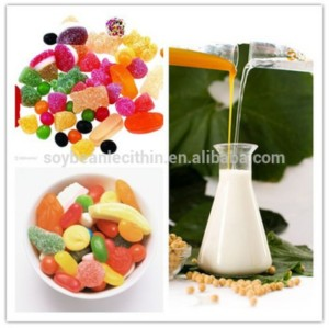 Food grade modified soya lecithin for confectionary industral