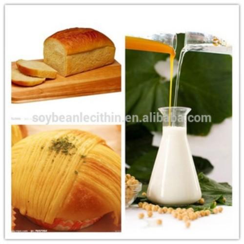 Food grade improved soya lecithin for food additives