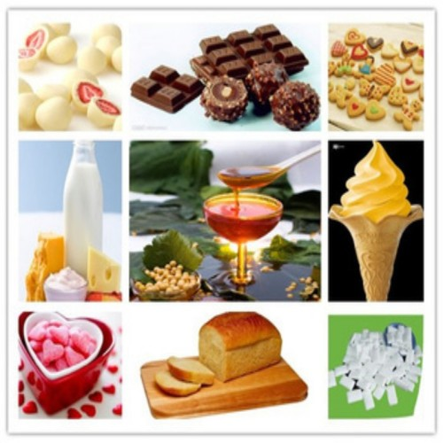 adhesive ingredients soya lecithin food