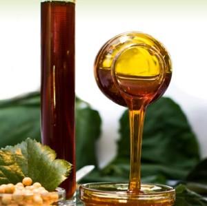 GMO-free soya lecithin food additive