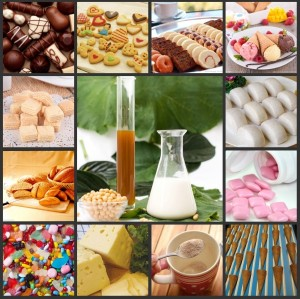 Nature extract soya lecithin for food emulsifier