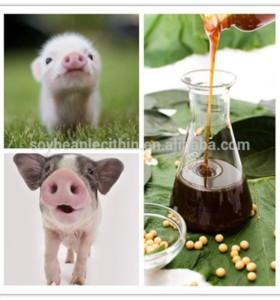 HXY-2S soya bean lecithin for feed additives soybean extract