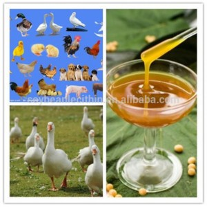 soy lecithin feed additives for poultry
