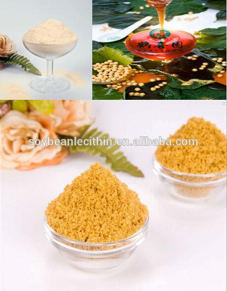 Soja lecitina ou fosfolipídios pó