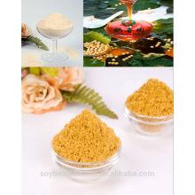 Soja lecitina de extractos de líquido y el polvo en polvo