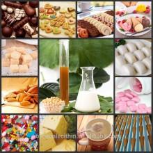 Alta calidad hidrolizado de soja lecitina de productos