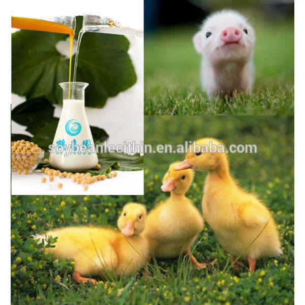 Gmo soluble en agua emulsionante lecitina