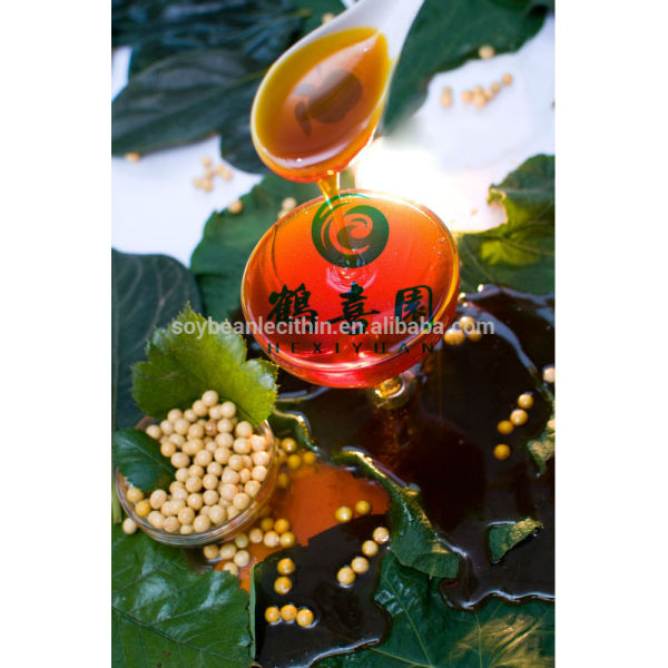 Alta calidad puro orgánico lecitina de soja de alimentos