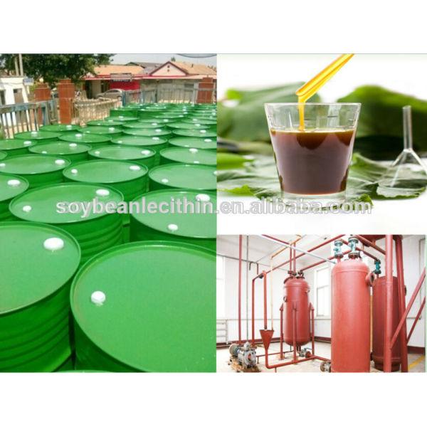 Plantas a la fabricación de lecitina
