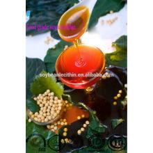Decolore/decolorante/blanqueo lecitina de soja( simple o doble blanqueado)