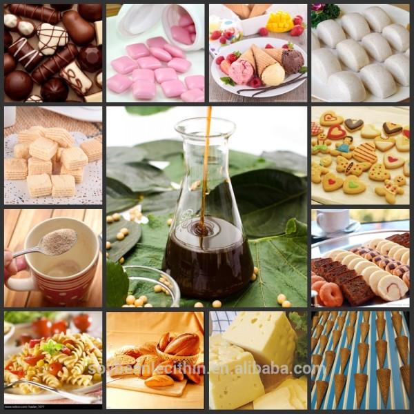 Lecitina de aditivo alimentario para queso ingredientes
