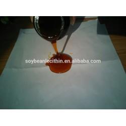 Líquido agente de liberação de lecitina de soja