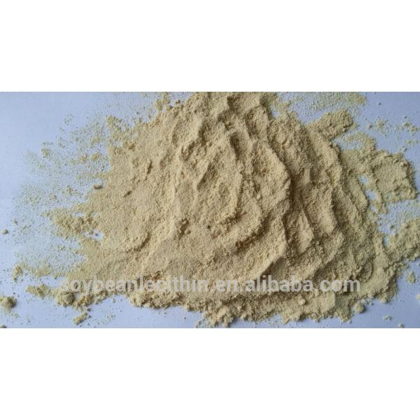 Gmo de la torta emulsionante suplemento alimenticio de soja en polvo y líquido