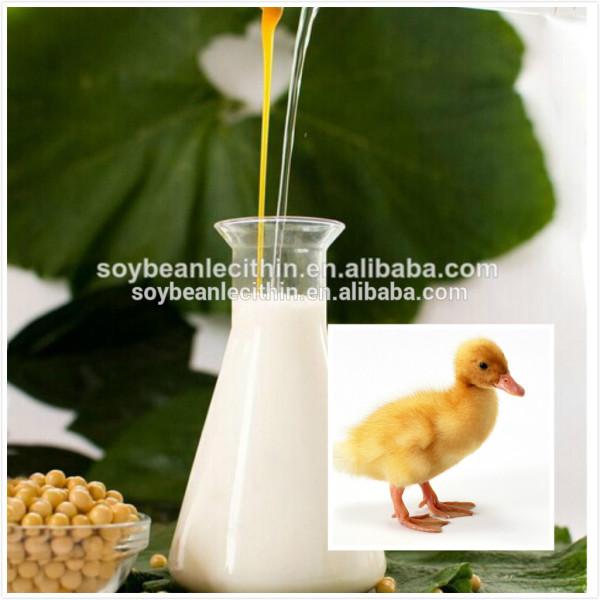 Modificado de grado de alimentación de lecitina de soja con buen precio de fábrica