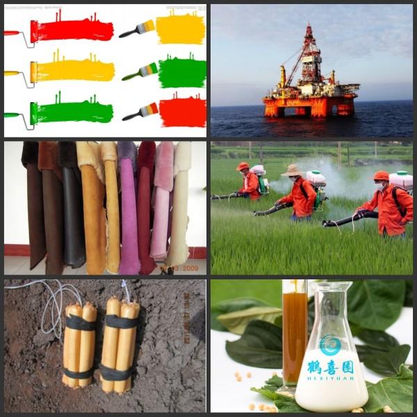 pinturas y revestimientos soluble en agua estabilizador de lecitina de soja
