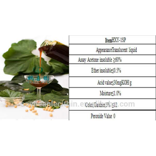 Soja lecitina cápsulas blandas