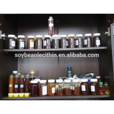 Líquido lecitina de soja como agente humectante, dispersión de agente, W / O emulsionante