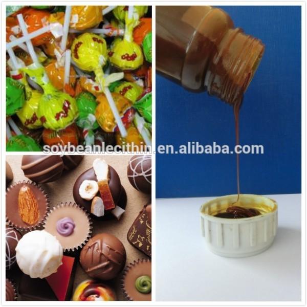 De la categoría alimenticia lecitina para el caramelo y chocolate